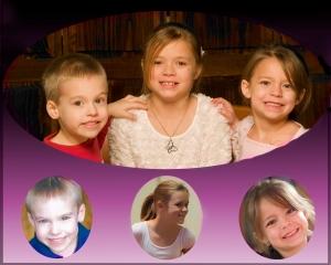 Tyler, Breanna, and Jenna